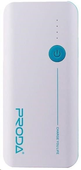 Powerbank REMAX Proda 20000 mAh, blue/white EXCLUSIVE