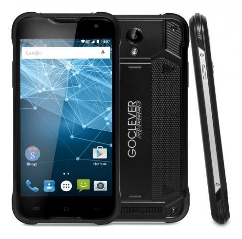 GoClever Quantum2 500 Rugged LTE Black