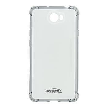 Kisswill Shock silikonové pouzdro pro Huawei Y3 II šedé
