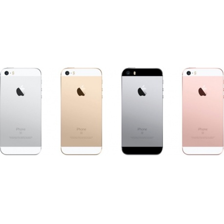 Apple iPhone SE Zadní Kryt Rose Gold