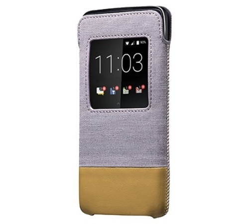 BlackBerry SMART pouzdro ACC-63006-002 BlackBerry DTEK50 šedo-hnědé