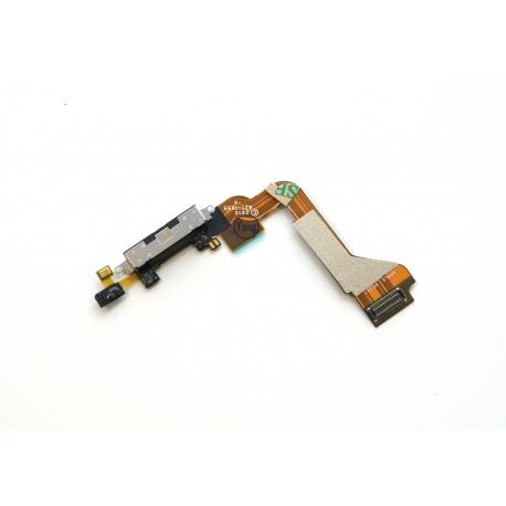 Apple iPhone 4 Nabíjecí Dock Konektor Flex Černé