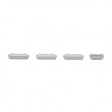 Apple iPhone 6S Plus Boční Tlačítka Silver