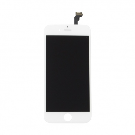 Apple iPhone 6 LCD Displej + Dotykové Sklo (OEM) Bílé