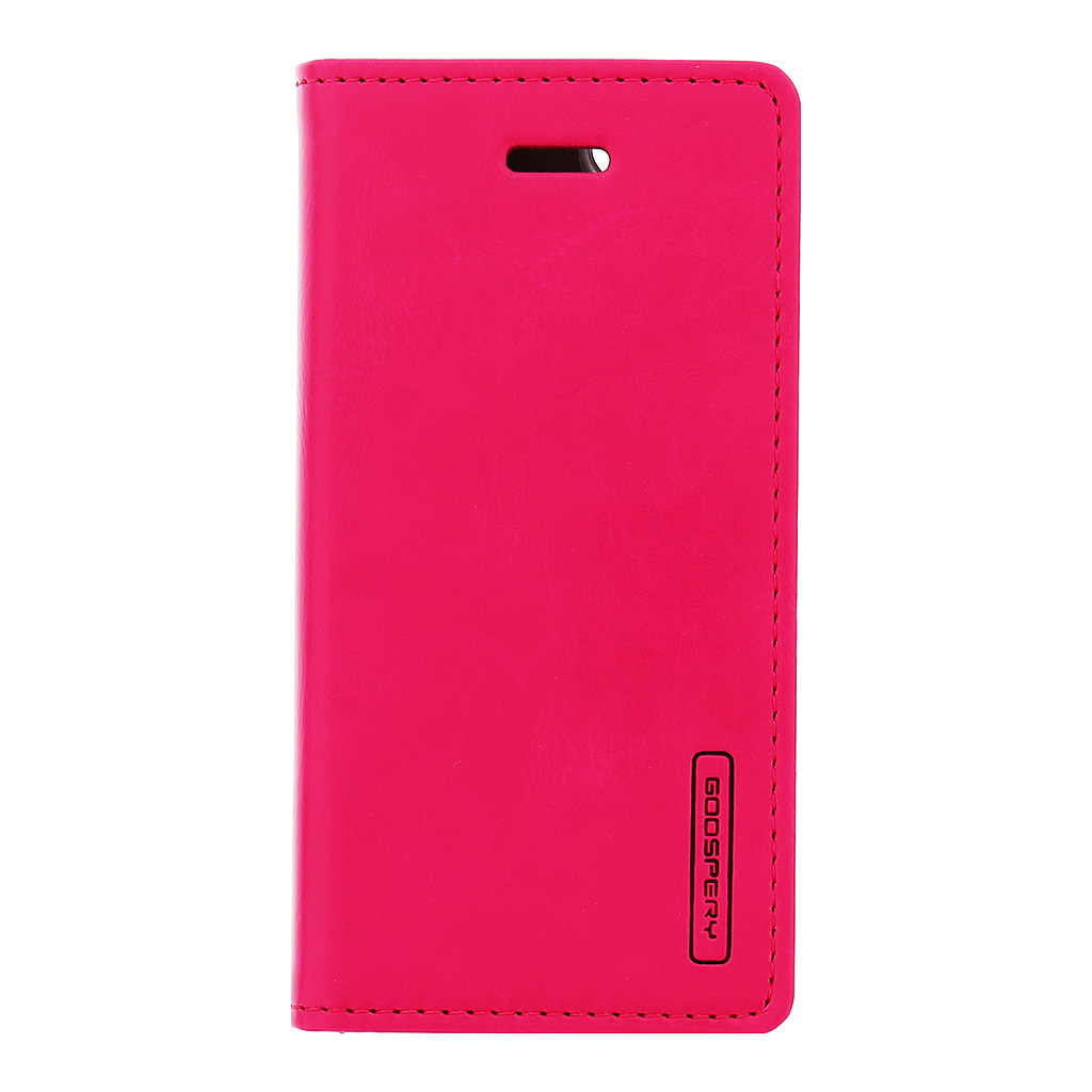 Mercury Blue Moon flipové pouzdro Apple iPhone 7 Hot Pink