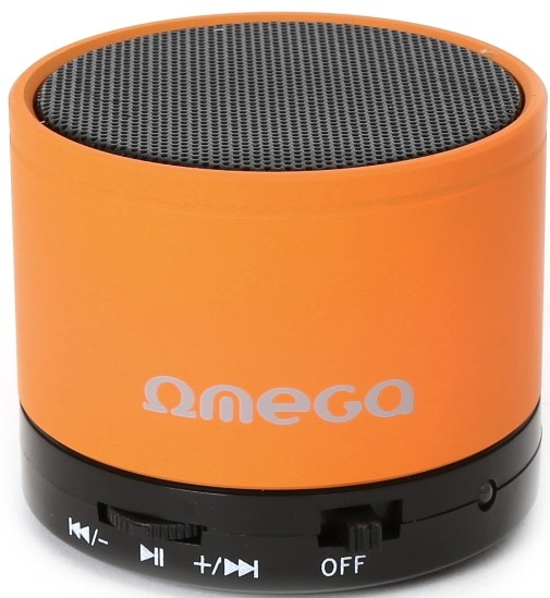Bluetooth reproduktor Omega OG47 Orange