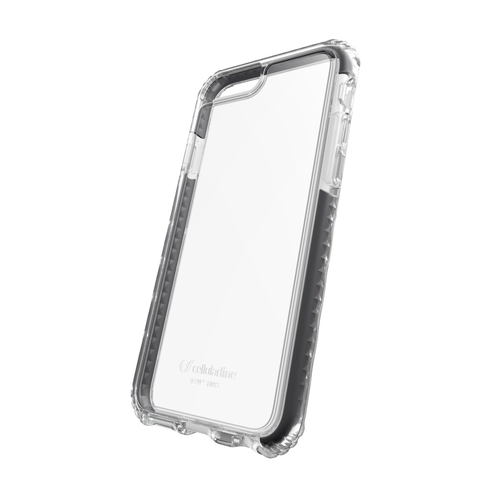 Ultra ochranné pouzdro Cellularline Tetra Force Case Pro pro Apple iPhone 6/6S Black