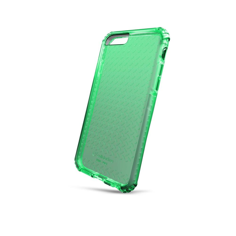 Ultra ochranné pouzdro Cellularline Tetra Force Case pro Apple iPhone 6/6S Green