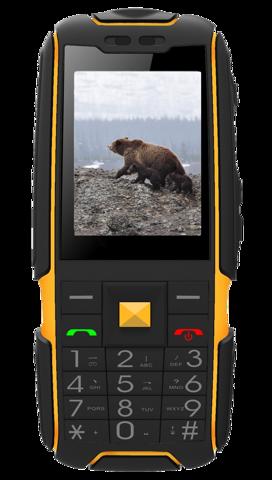 Aligator R20 eXtremo Black / Yellow