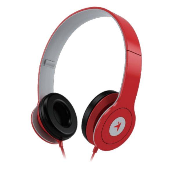 Sluchátka Genius HS-M450 Red