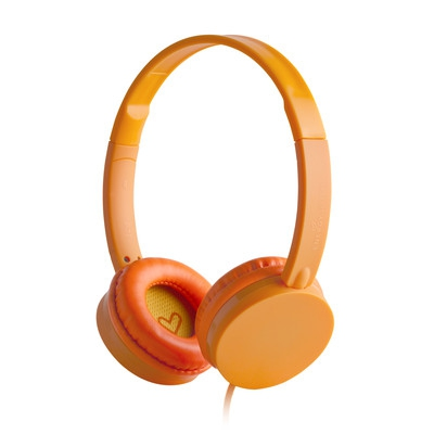 Energy Headphones Colors Tangerine