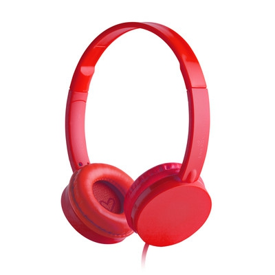 Energy Headphones Colors Cherry