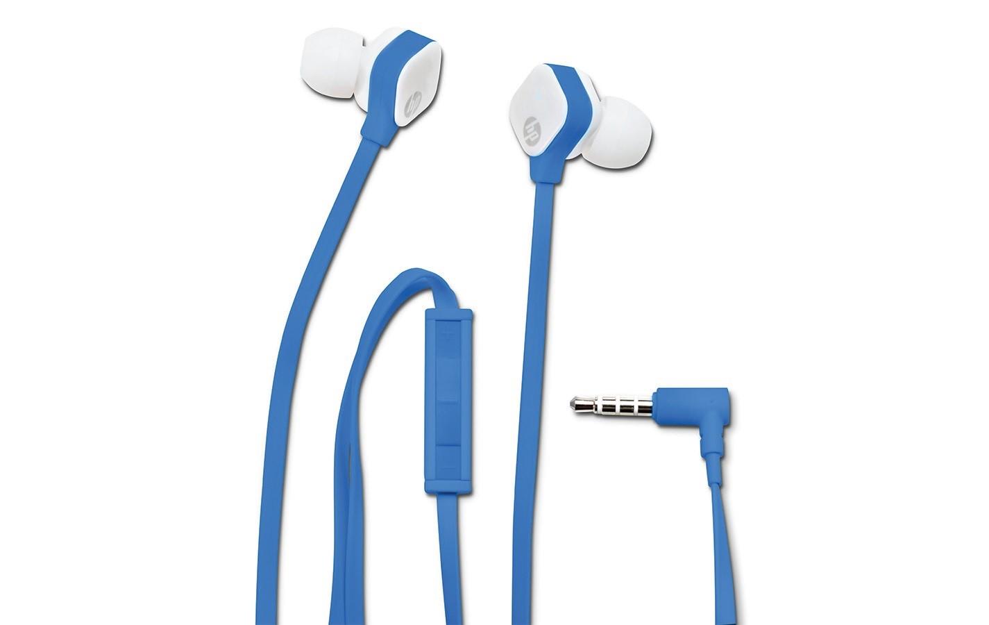 Handsfree sluchátka HP H2310 Nobel Blue