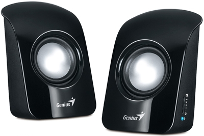 USB reproduktory Genius SP-U115 Black