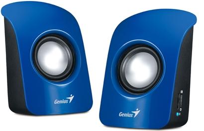 USB reproduktory Genius SP-U115 Blue