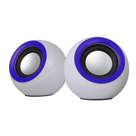 USB reproduktory Omega OG-116B 6W White / Blue