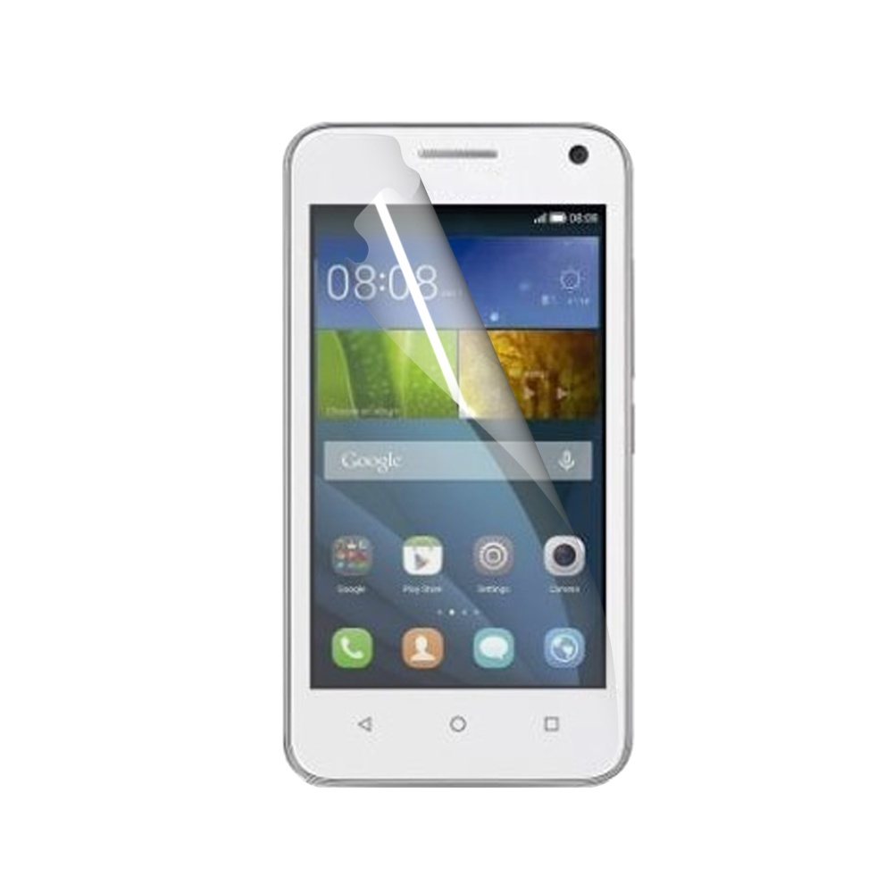 Ochranná fólie displeje CELLY PERFETTO pro Huawei Y3/Y360, lesklá, 2ks