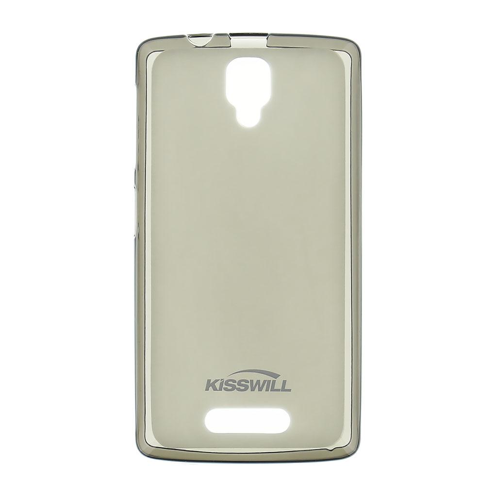 Kisswill silikonové pouzdro pro Lenovo Vibe C2, černé