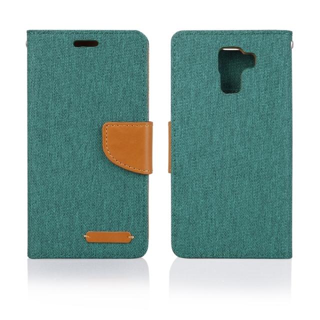 Aligator BOOK FANCY PRO flipové pouzdro Samsung Galaxy S7 zelené