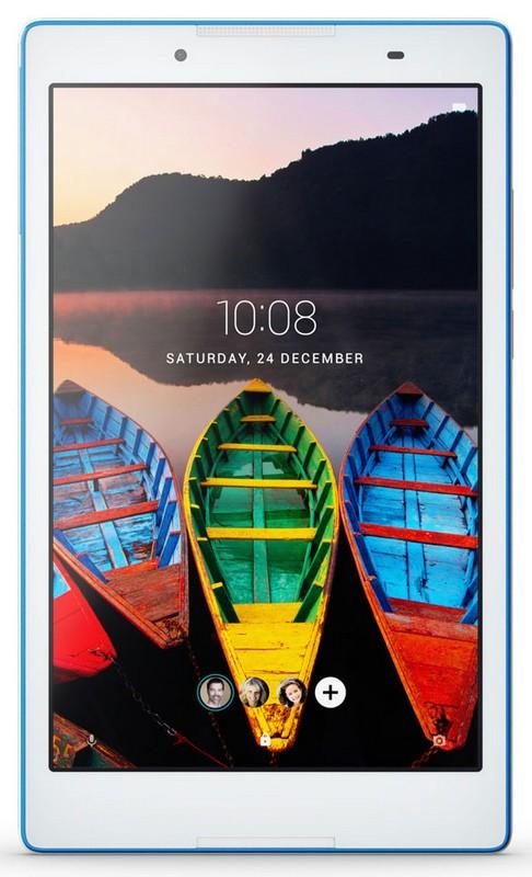 Lenovo TAB3 8 Wi-Fi 2GB / 16GB (ZA170142CZ) White