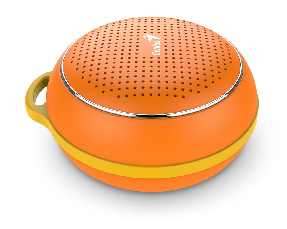 Bluetooth reproduktor Genius SP-906BT Orange