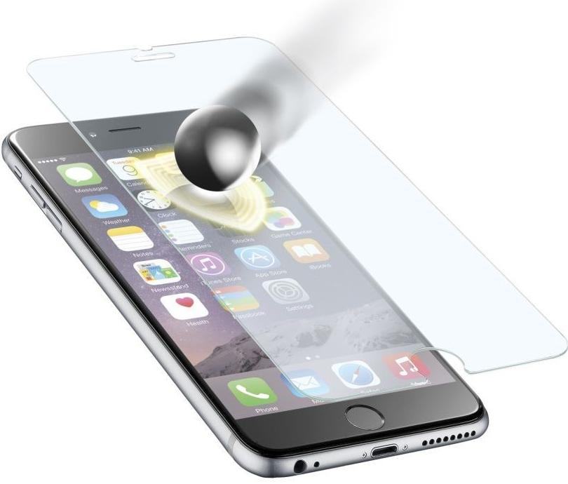 Prémiové tvrzené sklo CellularLine TETRA FORCE GLASS pro Apple iPhone 7