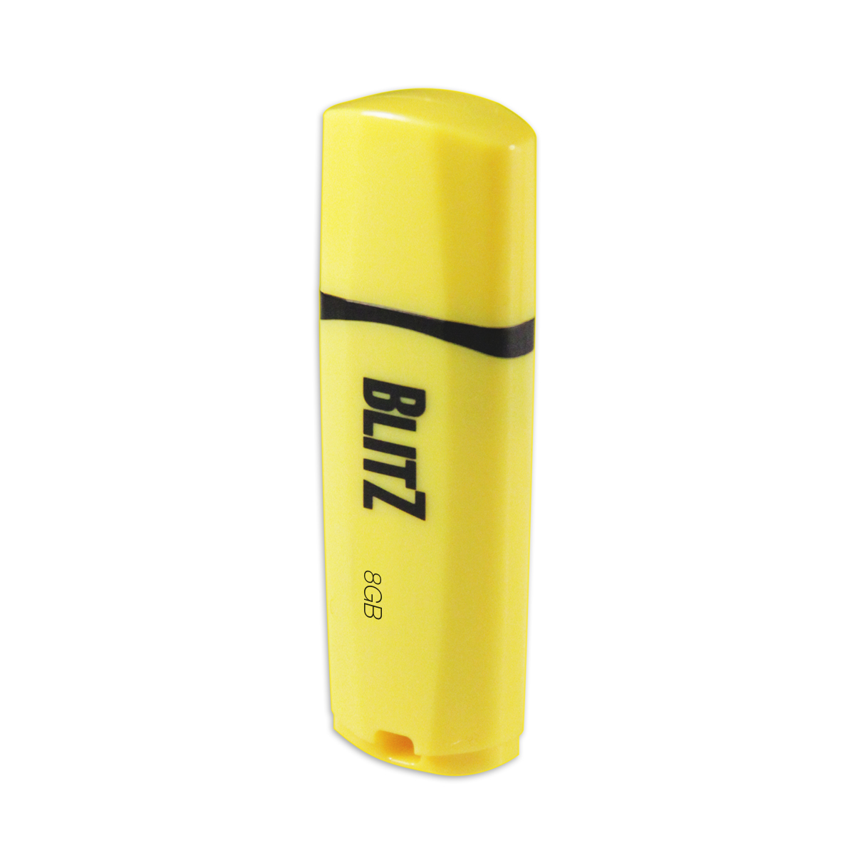 Flash disk Patriot Blitz 8GB USB 3.0 Yellow