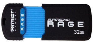 Flash disk Patriot SuperSonic Rage 32GB USB 3.0