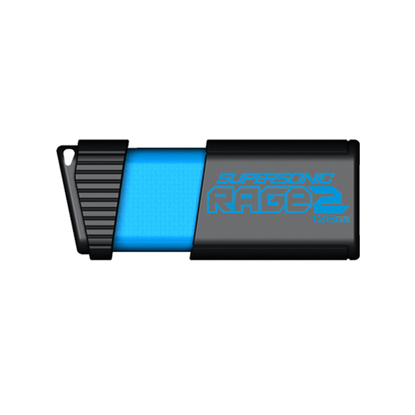 Flash disk Patriot Supersonic Rage2 128GB USB 3.0
