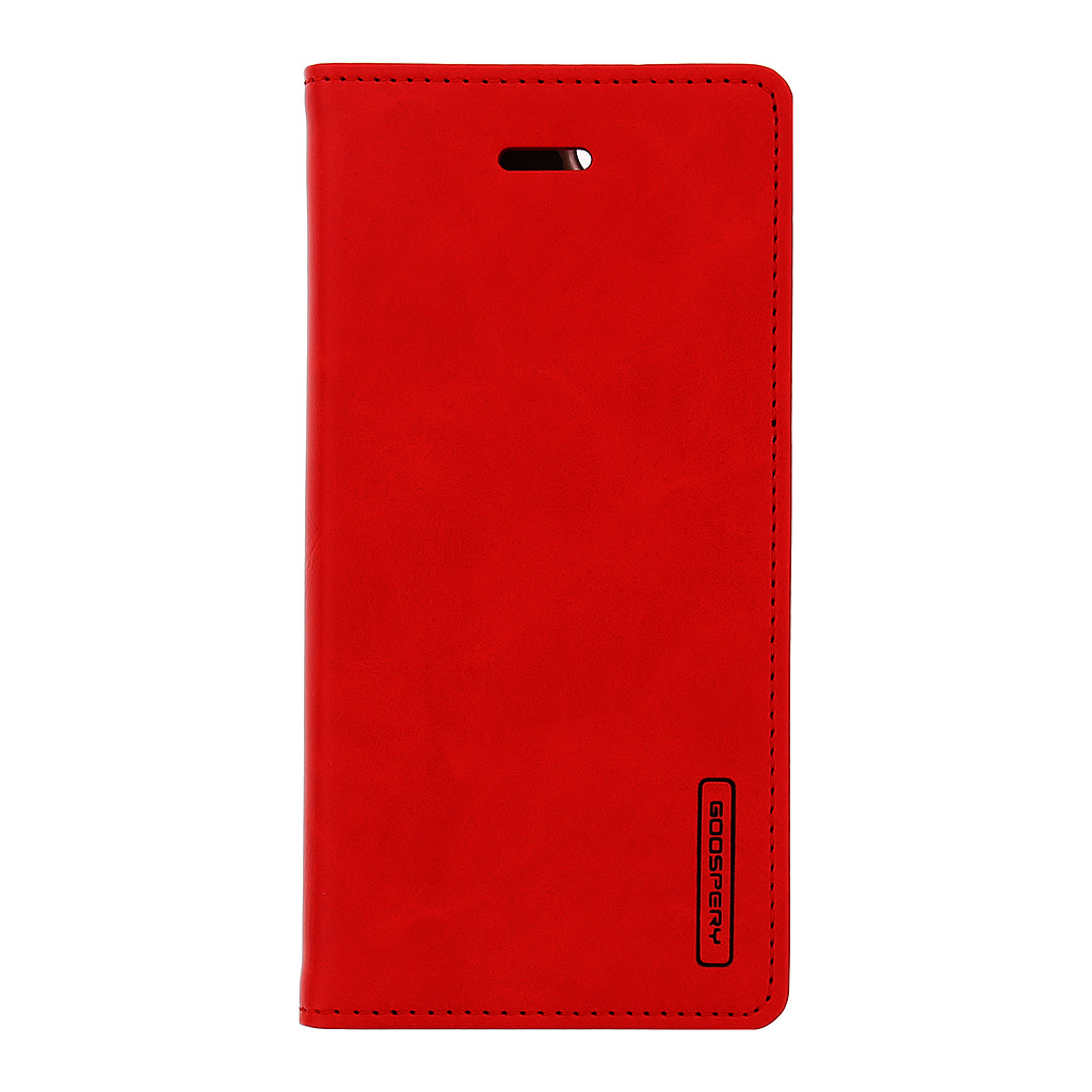 Mercury Blue Moon flipové pouzdro Sony Xperia X Performance červené