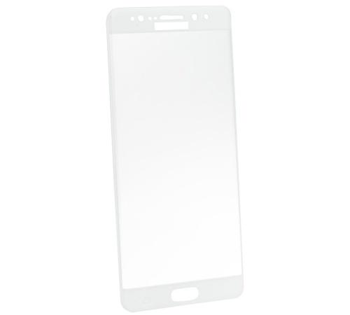 Tvrzené sklo Blue Star pro Samsung Galaxy Note 7 (SM-N930F) celé pokrytí, bílá