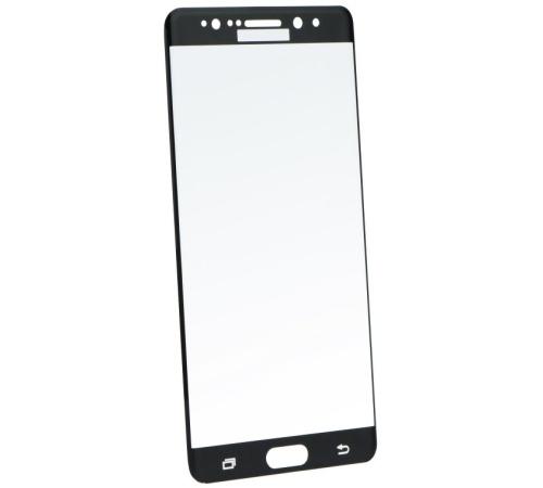 Tvrzené sklo Blue Star pro Samsung Galaxy Note 7 (SM-N930F) celé pokrytí, černá