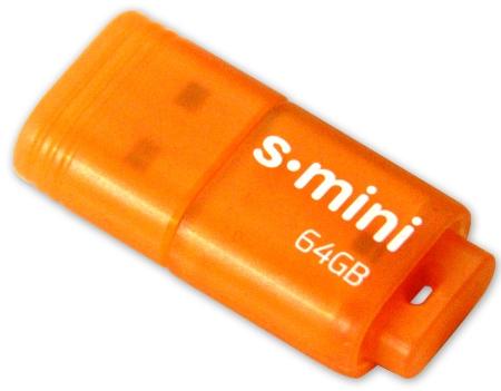 Flash disk Patriot S-mini 64GB USB 3.0