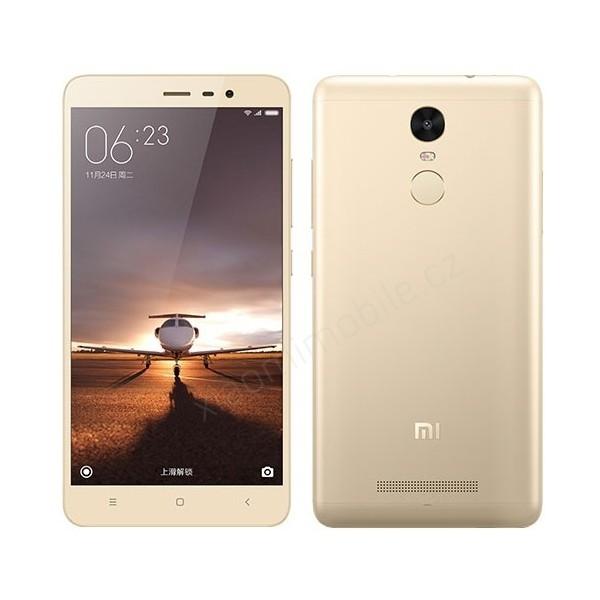Xiaomi Redmi Note 3 Pro, LTE, 16GB, Gold