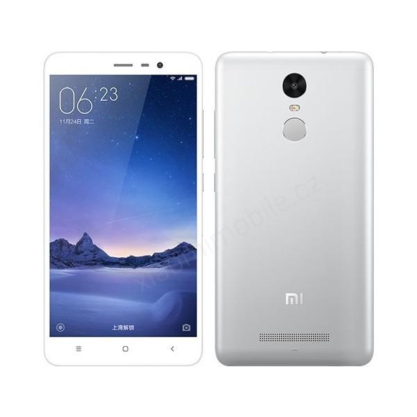 Xiaomi Redmi Note 3 Pro, LTE, 16GB, Silver