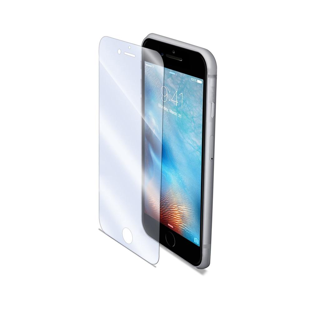 Ochranné tvrzené sklo CELLY Glass s ANTI-BLUE-RAY vrstvou na displej pro Apple iPhone 7