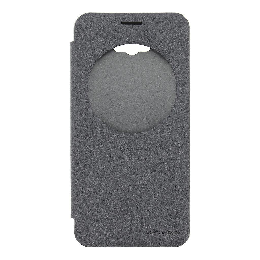 Nillkin Sparkle S-View flipové pouzdro ASUS Zenfone Max ZC550KL černé