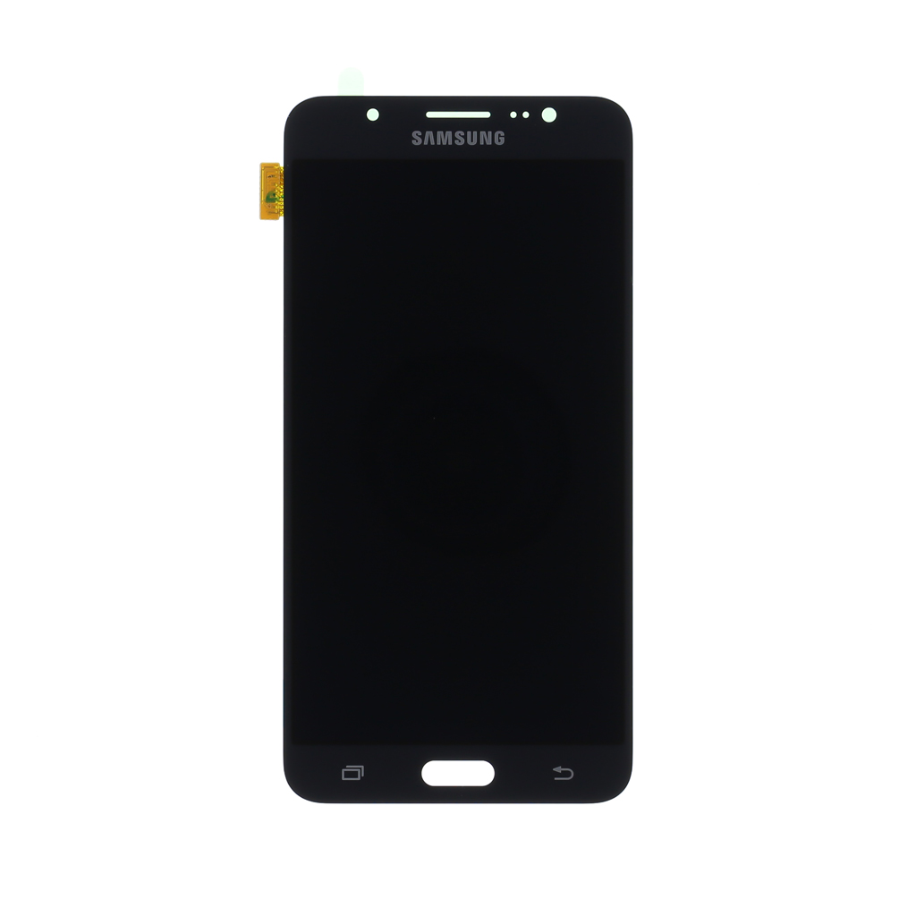 LCD displej + dotyková deska pro Samsung Galaxy J7 (2016) J710, černá