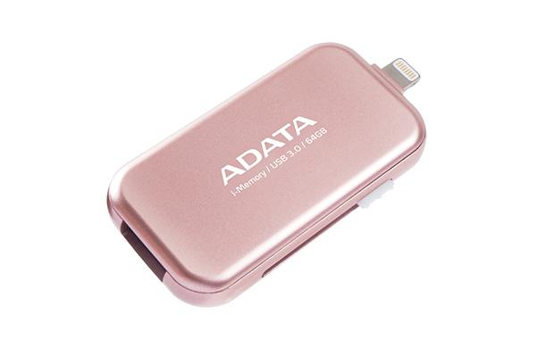 Flash disk ADATA UE710 64GB USB 3.0 Pink