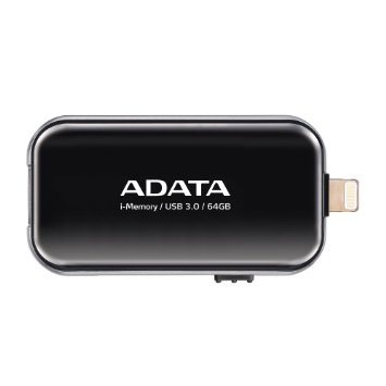 Flash disk ADATA UE710 64GB USB 3.0 Black