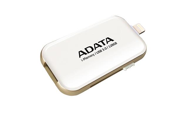 Flash disk ADATA UE710 128GB USB 3.0 White