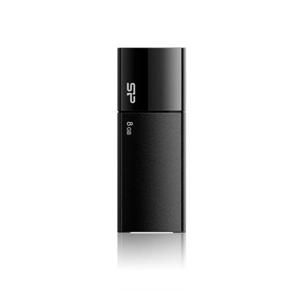 Flash disk Silicon Power Ultima U05 8GB USB 2.0 Black