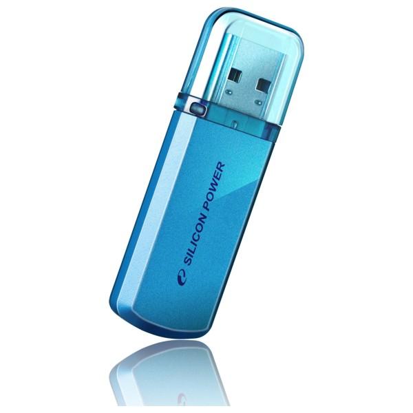 Flash disk Silicon Power Helios 101 8GB USB 2.0 Blue