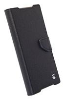Krusell BORAS flipové pouzdro Sony Xperia Z5 černé