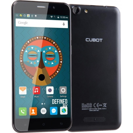 Cubot Note S 16GB Black