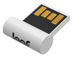 Flash disk Leef Surge 64GB USB 2.0 White