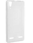 Silikonové pouzdro FIXED pro Lenovo K6 Power, bezbarvé