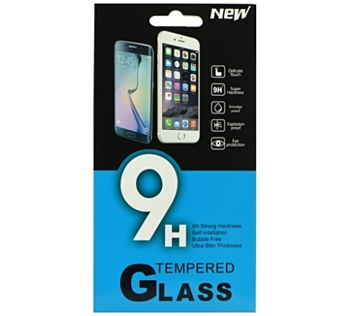 Tvrzené sklo 9H na displej pro Huawei Y6 II, Honor 5A