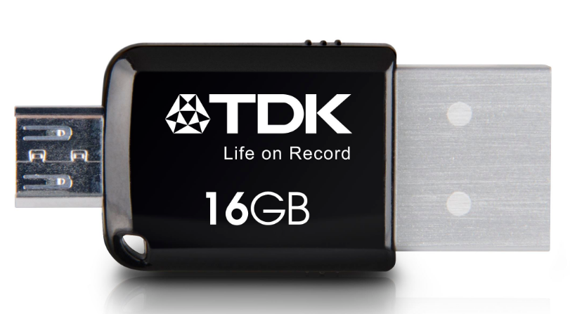 OTG flash disk TDK 2 in 1 Mini séria 32GB USB 2.0