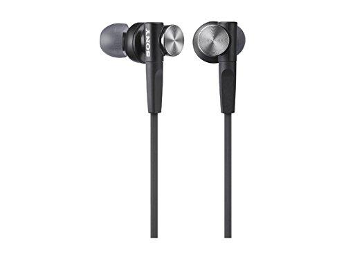 SONY sluchátka MDR-XB50 černá